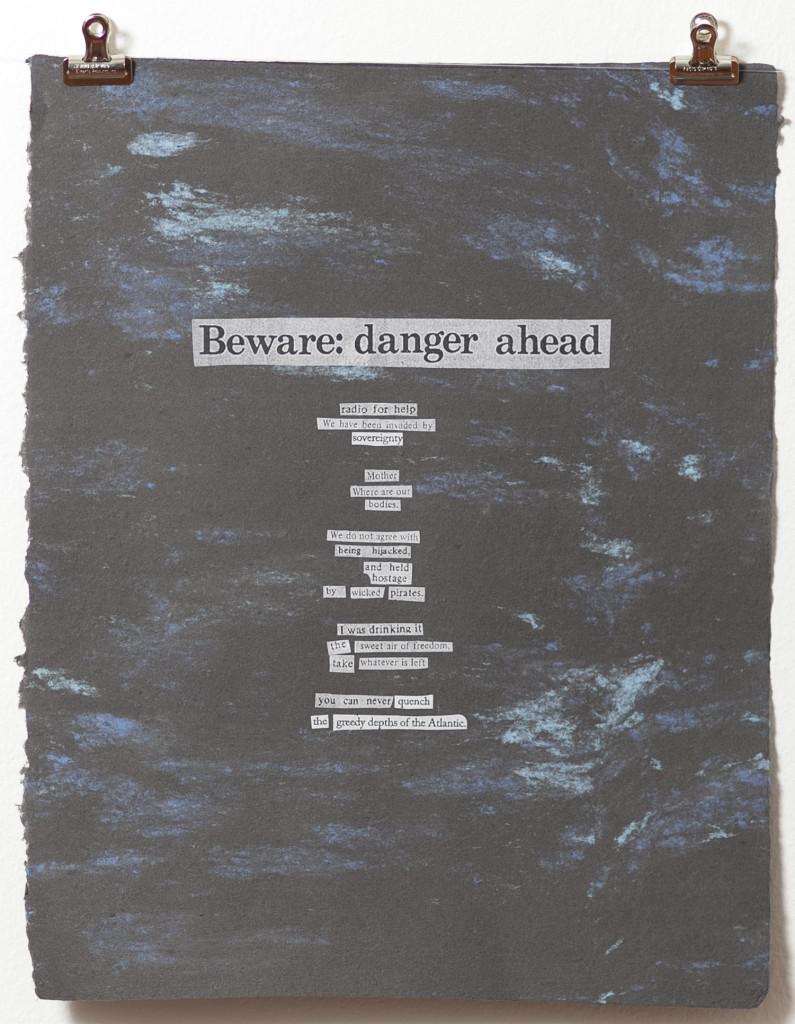 Beware Danger Ahead